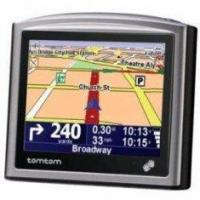 China TomTom ONE Portable GPS Vehicle Navigation System wholesale