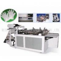 Buy cheap Fullautomatic disposable glove making machine product