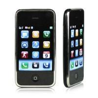 China i9 3Gs SciPhone PDA Smart Phone Touchscreen Dual SIM Quadband Mobile Phone on sale