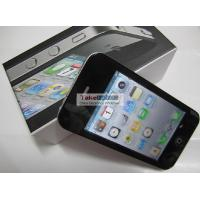 Buy cheap Iphone 4 capacitive Screen with WIFI Dual Sim Cards accessories same as original from wholesalers