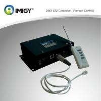 China LED DMX512 Controller(with Remote Device) wholesale