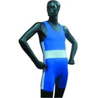 Buy cheap free style wrestling uniform from wholesalers