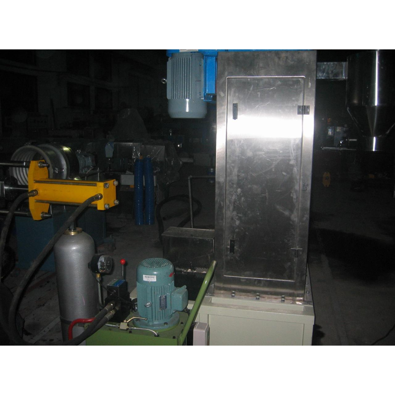 China Water-ring Hot-cutting Pelletizing System wholesale