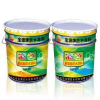 Buy cheap Colored polyurethane waterproof coating product