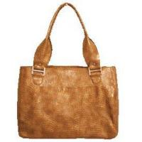 Buy cheap Golden Tote Leather Handbag product