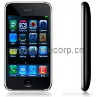 i68 3G iphone 3G dual sim Java Google Map FM Quad Band MSN sciphone FM Radio Eba