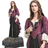 China Elizabeth Swann Series 1 Dead Man's Chest Pirates Of The Caribbean on sale