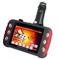 China MP3 Player and MP4 player with Deluxe Car Adapter Kit (4GB) on sale