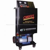 recovery recycle recharge machine