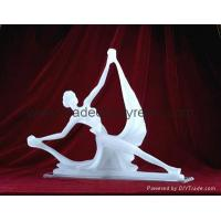 Buy cheap Frosted sculpture resin frosted crafts from wholesalers