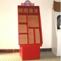 Buy cheap Corrugated carton display stand product