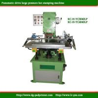 Buy cheap Automatic precision hot stamping machine product