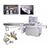 Buy cheap DZP-250F/400F Fully automatic lower feeding film horizontal flow wrapping machine product