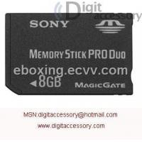 Buy cheap memory stick pro duo 8GB from wholesalers
