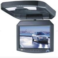 China 12.1inch Flip down TFT LCD Monitor Roof Mount DVD player on sale
