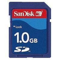 Buy cheap Sandisk SD card 1G from wholesalers