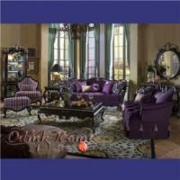 Buy cheap 1002 series genuine leather sofa combination OM1002 product