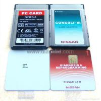 NISSAN Consult GT-R Card Nissan professional diagnosis tool