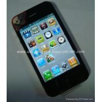 Buy cheap Wholesale Top Chinese Phone 4 Copy | 4GB Memory | Capacitive Screen from wholesalers
