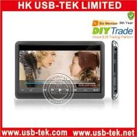 Buy cheap 4.3 inch touch screen/touch button mp5 player from wholesalers