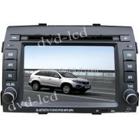 Buy cheap Kia Sorento car special dvd player with high definition lcd monitor Navigation product