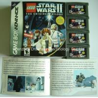 Buy cheap GBA game card- Lego Star wars 2 product