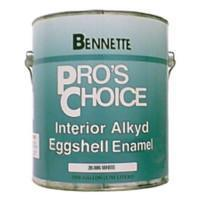 Pro's Choice Interior Alkyd Eggshell White 1 Gallon