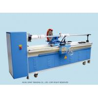 Buy cheap Sewing Machinery Pneumatic Semi-Automatic Slitter & Bundler product