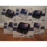 China Genuine Sony PSP GO 16GB Handheld Game Console with 10 Games on sale