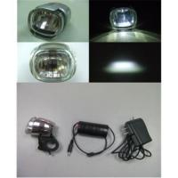 China Rechargeable LED Bike front light German K-Mark Approved wholesale