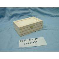 Buy cheap WOODEN BOXS Wooden BoxModel:CH.F1732 PCSSpecification:21x15x H7.5 cm Model :CH.F1732 PCS  Specification :21x15x H7.5 cm product