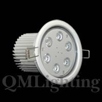 China New Products Product  neme:QM-05011(Downlight115 6X3W) wholesale