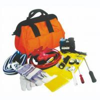 Buy cheap Car Tools Kit,Vehicle Tools Set,Car Emergency Kit,Reflector Triangle,Booster Cable,Lead Jump Cable,Car Accessories,Car Set product