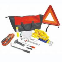 Car Set,Car Tools Kit,Vehicle Tools Set,Car Emergency Kit,Reflector Triangle,Booster Cable,Lead Jump Cable,Car Accessories