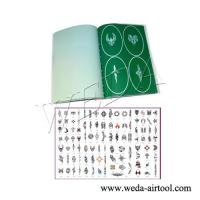 Buy cheap Airbrush Tattoo Stencil and Ink 8 product