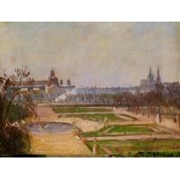 Buy cheap Impressionist(3830) The_Tuileries_and_the_Louvre product