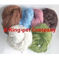 Buy cheap Organic cotton yarn product