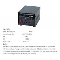 EPS EMERGENCY POWER SUPPLY SD-500 STEP-UP DOWN TRANSFORMER