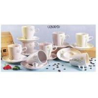 China Ceramic Cups & Saucers (GQS0059) wholesale