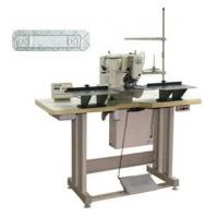 Model CLF Mattress Handle Strap Tacker Machine