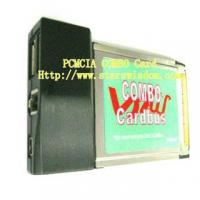 Buy cheap PCMCIA COMBO Card product