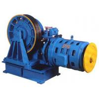 Geared Traction Elevator Motors Quality Geared Traction