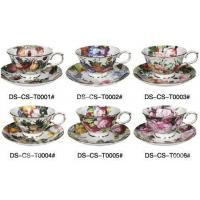 Coffee Set Home>> 220cc cup&saucer #6