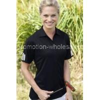 Buy cheap Women's ClimaLite3-Stripes Cuff Polo product