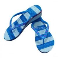 Buy cheap Plastic EVA Personalized Slippers For Summer from wholesalers
