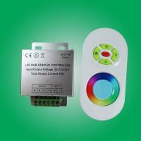 Buy cheap DC12/24V Dimmer rgb controller ,strip light controller product