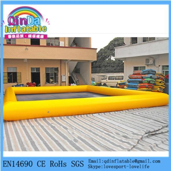 Large Square Inflatable Baby Indoor Swimming Pool 43755744