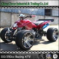 Buy cheap 110CC ATV Equipped with Powerful Air Cooling Engine with Reverse Gear ATV product
