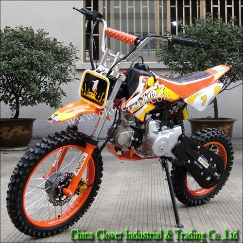 high quality 4 stroke manual 110cc 125cc 150cc dirt bike. Black Bedroom Furniture Sets. Home Design Ideas