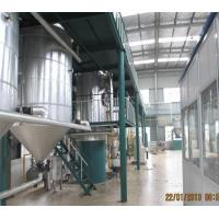 Oil refinery 20T Groundnut crude oil refinery machine